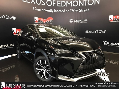 2017 black lexus nx 200t awd f sport series 2 in depth
