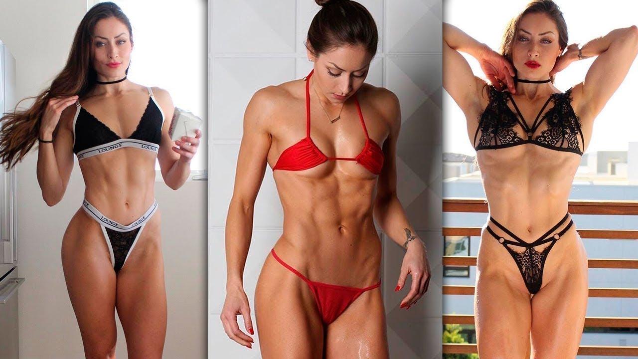 Beauty STEPHANIE MARIE  -  Female Fitness Motivation ! Fitness Champs !