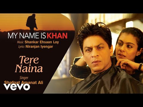 Official Audio Song | My Name is Khan | Shafqat Amanat Ali | Shankar Ehsaan Loy | Niran...