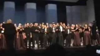 Africa- Toto- North Canyon High School and Scottsdale Community College Choirs