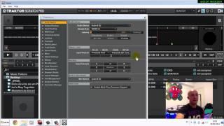 """Ferramentas Para DJ #2 - TUTORIAL """"Estabilidade no Traktor Scratch Pro 2"""""""