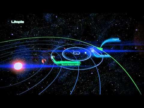 Mass Effect 3 - Exodus Cluster -- Utopia -- Fuel Depot