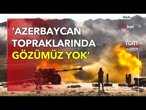 İran Azerbaycan Sınırına Çıkarma Yaptı! Hayber Fatihleri'nden Askeri Tatbikat Açıklaması Geldi