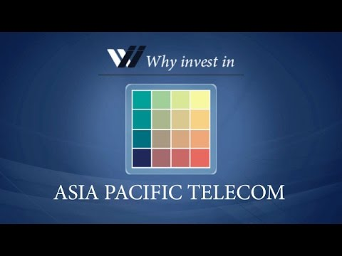 Asia Pacific Telecom - Why invest in 2015