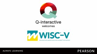 WISC-V on Q-interactive