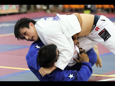Oliver James Cruz  vs Takafumi Sano / Marianas open 2019