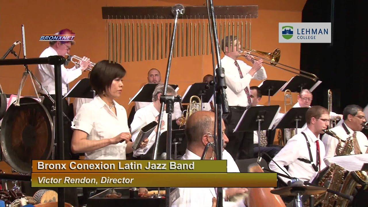 Bronx Conexión Latin-Jazz Big Band True Flight (BRONXNET