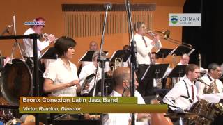 "Bronx Conexión Latin-Jazz Big Band ""Havana Blues"" (BRONXNET)"