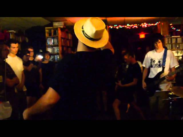 Public Suicide - Live @ Nice Price Books (Raleigh NC 6/5/2014)