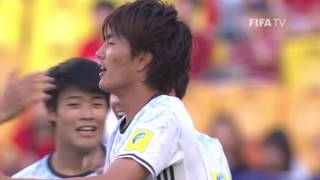 Match 07: South Africa v. Japan - FIFA U-20 World Cup 2017