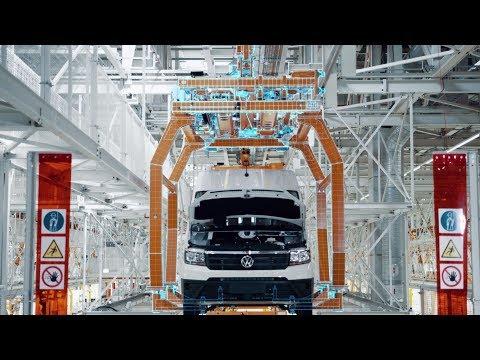 Siemens Fördertechnik für VW CRAFTER in Polen