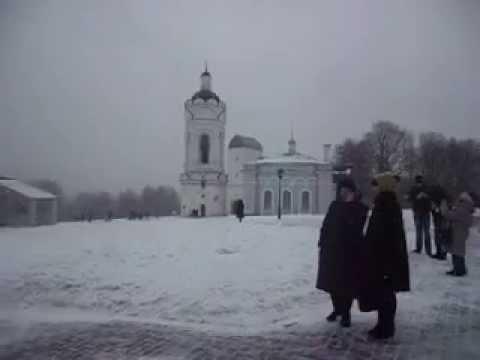 Музей усадьба Коломенское в Москве