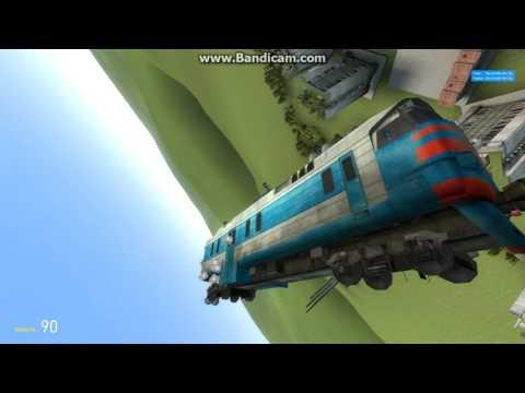 скачать мод на поезда на гаррис мод 13 - фото 7