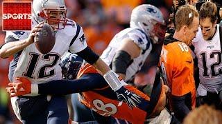Peyton Manning OUTLASTS Tom Brady [Patriots vs. Broncos 20-18]