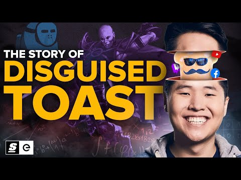 The Massive Brain Behind the Bread: The Story of Disguised Toast