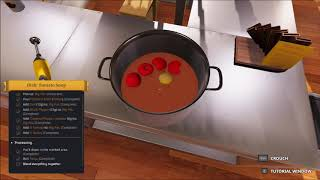 Ni ludu: Cooking Simulator #6 - Defio