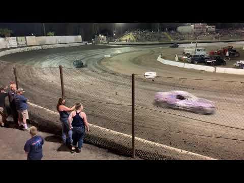 Bakersfield Speedway 04-27-19 Mini Heat