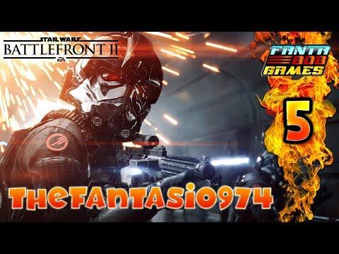 STAR WARS BATTLEFRONT II - Ep.5 : FOREVER YOUNG - Playthrough FR HD par Fanta