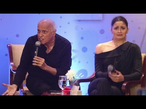 Alia Bhatt Gets Scared As Mahesh Bhatt Gets ANGRY on Media While Answering Questions On Depression Mp3