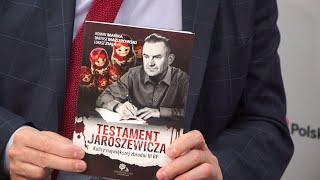 Kulisy zbrodni Jaroszewicza - Roman Mańka