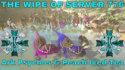 "Ark Official Server Wipe - UC GaminG ""776 Ark Psychos & Peach Iced Tea"""
