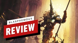 Blasphemous Review (Video Game Video Review)