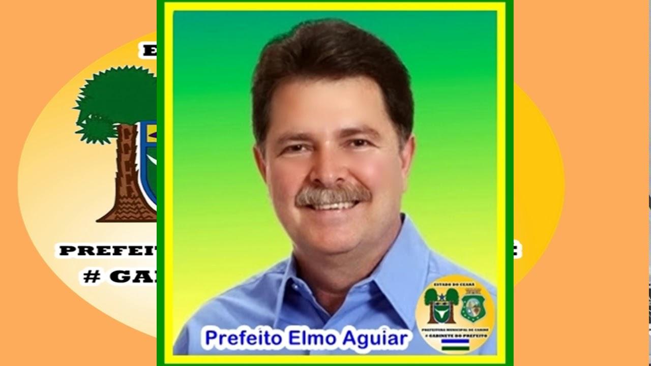Áudio da Fala do Prefeito Elmo Aguiar, na Festa dos 88 Anos de ...