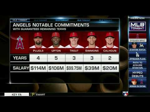 MLB Tonight on Shohei Ohtani Signing with the Angels
