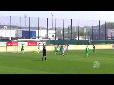 A-Junioren-Bundesliga LIVE: Borussia Mönchengladbach - FC Schalke 04