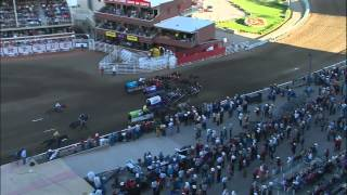 2013 GMC Rangeland Derby Top 3 Heats - Day 10