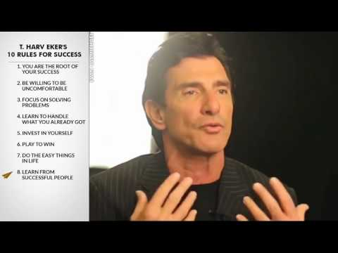 T  Harv Eker Interview   T  Harv Eker's Top 10 Rules For Success 2