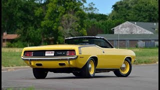 Rarest American Muscle Cars - only a few pieces were made