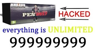 Hack PES 2017 Mobile Android