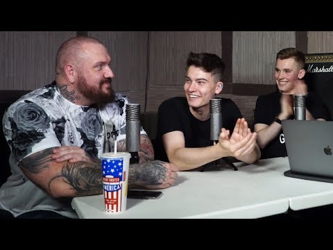 WILLNE & STEPHEN TRIES | True Geordie Podcast #41