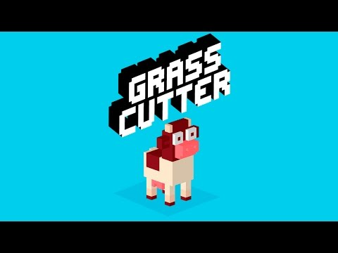 Grass Cutter - Official Release Trailer (Android/iOS)