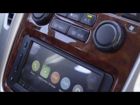 JBL Legend CP100 smartphone car receiver | Crutchfield video