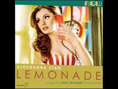 Alexandra Stan - Lemonade (Audio) HQ