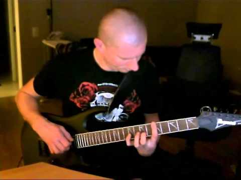 Vnv Nation - On Air transcribed for guitar