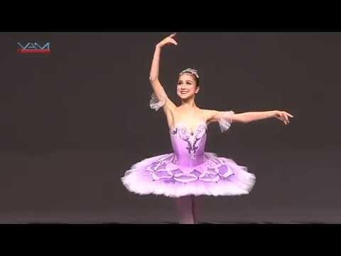 Miko Fogarty, 15, - Paquita Variation - YAGP2013