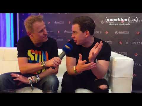 Hardwell Interview: Ultra Music Festival 2018