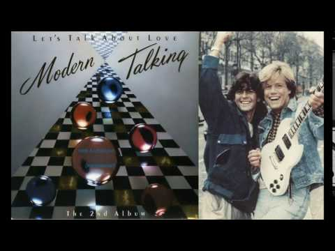 Modern Talking - With A Little Love (1985) (Cover Instrumental)