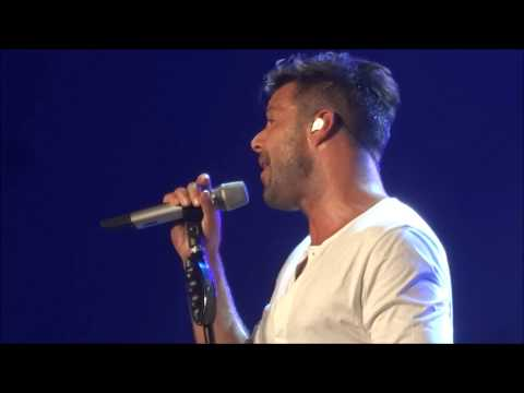 Ricky Martin One World Tour 2015  Medley