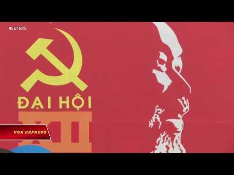 HRW: Việt Nam gia tăng đàn áp trước đại hội Đảng 13 (VOA)