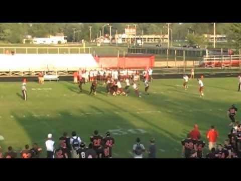 Muncie Southside High School Austin Jones