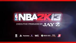 NBA 2K13 Executive Produced by JAY Z thumbnail