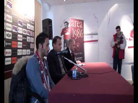 Conferenza Stampa - David Di Michele