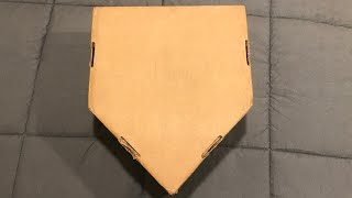 Unboxing custom pro issue catchers mitt