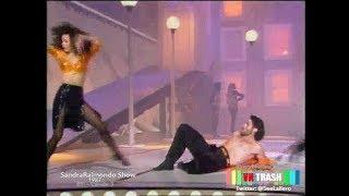 Balletto Galyn Görg e Steve LaChance - Medley di Chaka Khan (SandraRaimondo Show -c5 - 5 Maggio '87)