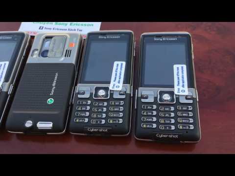 Sony Ericsson C702 màu xám