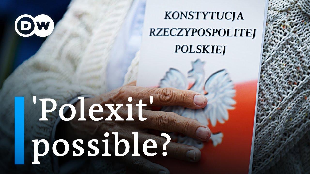 Poland court ruling: EU 'deeply concerned' | DW News